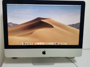 iMac Retina 4K, 21.5″, Late 2017 8gb ram, 3.GHz i5, 1TB HDD 極新 保用7日(已售出)
