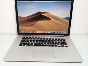 二手 MacBook Pro (Retina 15-inch, Mid 2015) 角有凹 保用7日 (已售出)