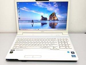 二手 Fujitsu AH532 i5-3210M 15吋 notebook 8G 240G SSD GT620 DVDRW