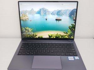 二手HUAWEI MateBook 14″ i5-8265U-8G-512G SSD-2160×1440-獨顯 2G-95%新-太空灰 (已售出)
