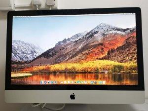 Apple iMac (Mid-2011) 27吋 i5 2.7 Ghz 8GB 1TB HDD 無光點死點 保用7日(已售出)