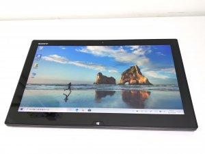 二手 Sony VAIO SVD13218PG 黑色(二合一平板電腦) 第4代 i7 8G 256G SSD 13″ FHD Touch Mon 可用Sim卡上網(已售出)