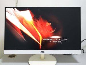 AOC I2369V6 23吋 LED Mon 淨藍光 IPS 窄邊框 90% new 0死點0光點 7日保用(已售出)