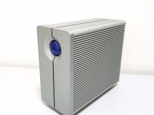 Lacie 6TB 2big Thunderbolt 7200 90%新 有盒