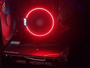 電競組合 Ryzen 7 2700 +16GB Ram+RTX2060+240GB SSD/2T HDD+正版WIN10 行貨 極新淨有盒有保(已售出)