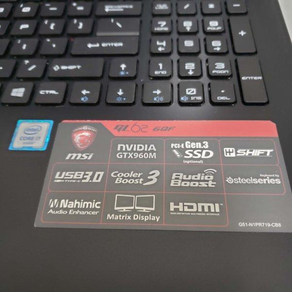 買電腦-MSI-GL62-6QF