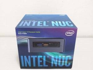 Intel NUC Kit BOX NUC7i7BNH i7-7567U 16G Ram 240G SSD 有盒 95% new(已售出)