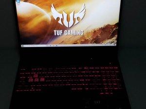 電競筆電ASUS TUF Gaming AMD Ryzen 5 3550H 8G RAM 512G SSD GTX 1650 4G 極新淨 保到2021年11月(已售出)