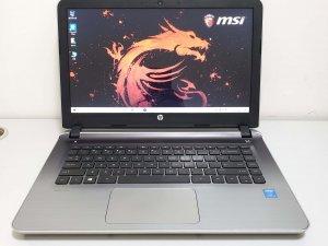 Hp 14″ Notebook i3-5010U 4G 120G SSD 適合文書處理 上網睇片 保用3日(已售出)