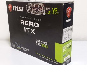 MSI GeForce GTX 1060 ARMOR 3G OC 行貨有盒冇單 保到2021年6月(已售出)