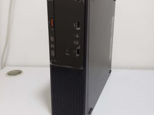 Lenovo S500 Small Form Factor Desktop G3260 4G 500G DVD Windows 10 Pro 保用7日 新淨冇塵(已售出)