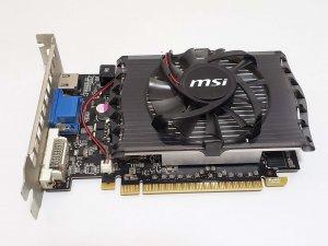 MSI GT630 2G 輸出 DVI / HDMI / VGA 保用3日