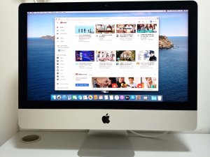iMac Retina 4K, 21.5″ Late 2015 i5 8GB 1000GB HDD 保用3日(已售出)