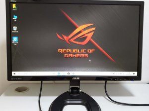 ASUS VG248QE 24″ Gaming Mon DP/HDMI/DVI(已售出)