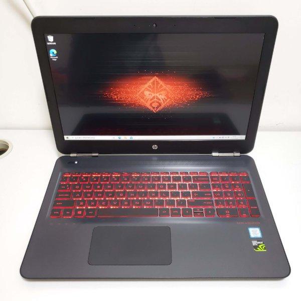 "二手 OMEN by HP 15-ax242tx 15.6"" Full HD Laptop i7"