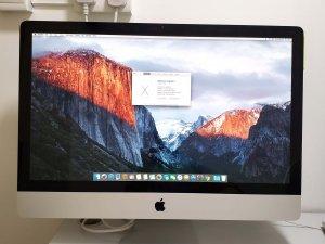 Apple iMac (Mid-2011) 27吋 i5 3.1 Ghz 12GB 250GB 淨機 可以先試後買(已售出)