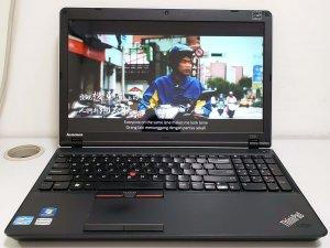 ThinkPad E520 i3 4G 500G HDD 獨顯 15.6″ 大MON Laptop 適合文書處理 Youtube 睇DVD(已售出)