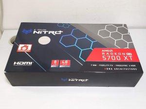 SAPPhiRE NITRO+ RX 5700 XT 8G GDDR6 行貨冇單 極新淨 可以試(已售出)