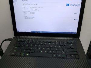 Razer Laptop i7-4702HQ 8G Ram 128G SSD 獨顯 GTX 765 mon 有光點(已售)