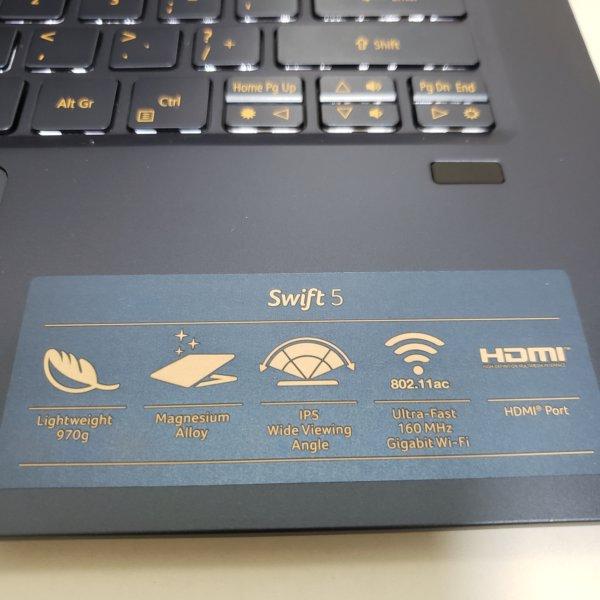 二手 Touch Mon notebook