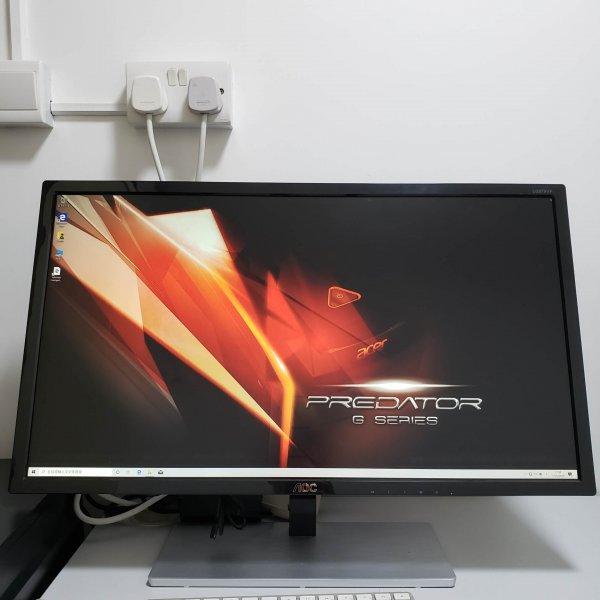 AOC U2879VF 28寸4K Monitor 4K 顯示器 0死點 0光點 先試後買
