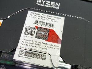 AMD Ryzen Threadripper 2990WX + MSI MEG X399 CREATION 行貨 原價約$18000  送水冷散熱器及機箱 先試後買