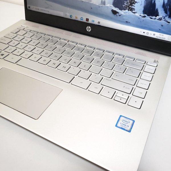 "HP-Pavilion-14-BF006TU-14"" FHD 筆記簿型電腦-粉紅色 (i5-7200+8G+256G SSD)"