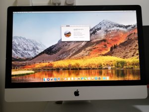 Apple iMac 27-Inch (Mid-2011) i5 4GB 全新 240G SSD
