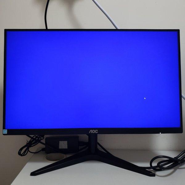 AOC 21.5吋廣視角顯示器 22B1HS