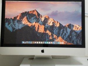 "iMac 2011 27"" i5 4GB 1TB / i5 8G 240G SSD 可以試機"