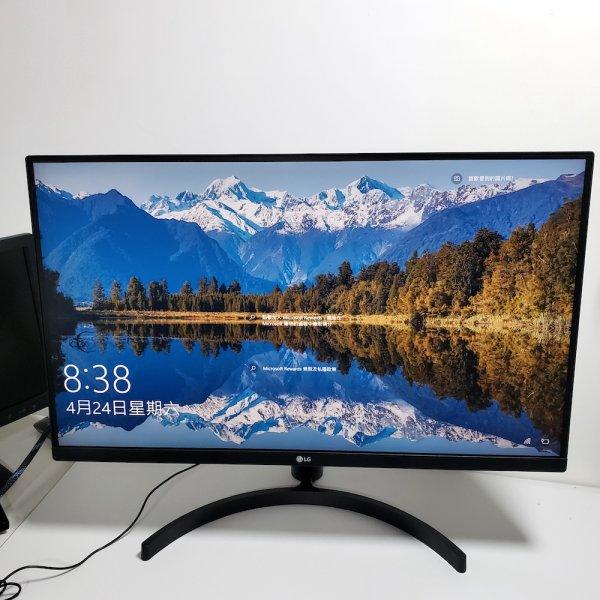 LG 27吋 QHD IPS 顯示器 27QN600-B