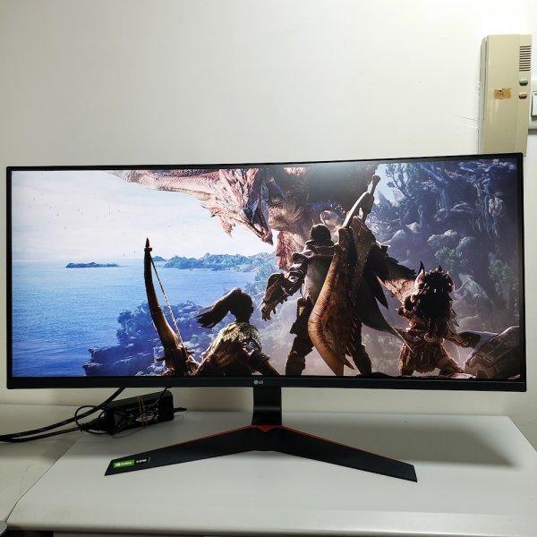 "LG 34"" 21:9 UltraWide 專業電競顯示螢幕 34GL750-B"