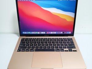MacBook Air 2020 13″ M1 8G 256G 2021年5月買有單有盒(已售出)