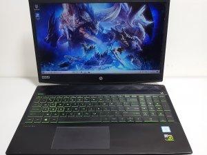 HP Gaming Pavilion-15-cx0091tx 8代i7 16G Ram 15.6吋 144Hz GTX 1050Ti