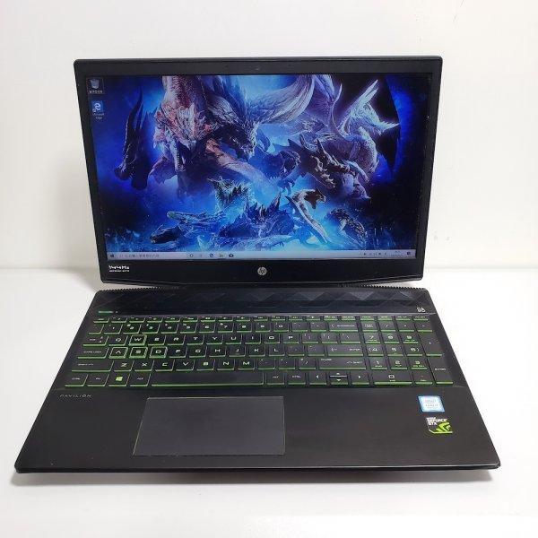 HP Gaming Pavilion-15-cx0091tx 8代i7 16G Ram 15.6吋